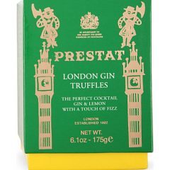 Prestat – London Gin Truffels