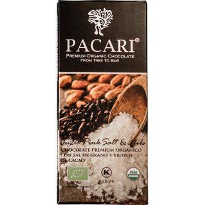 Pacari – 70% Salt en Nibs