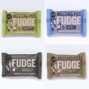Melting Pot Fudge uit Ierland